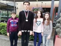 """Сребърни медали за състезателите на СКШ """"Плевен XXI"""" от Държавни индивидуални първенства"""