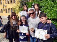 """Ботевци с отлично представяне в националния кръг на състезанието """"Ключът на музиката"""""""