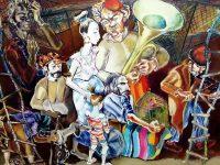 """Изложба """"Юри Буков – 100 рисунки и 100 картини"""" откриват днес в ХГ """"Илия Бешков"""" – Плевен"""