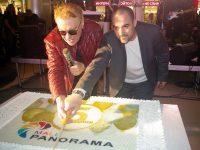 Васил Найденов бе специален гост за петия рожден ден на Панорама мол Плевен (галерия)