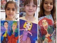 """9 малки творци на арт школа """"Колорит"""" са финалисти на международен конкурс в Русия"""