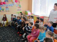 За пролетните празници научиха малчуганите от детската градина в Малчика
