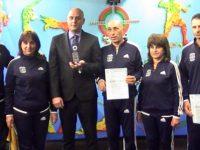 Отборът по стрелба на ОДМВР-Плевен с призово място от републикански турнир
