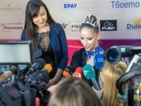 Неви Владинова избрана за Кралица на Световната купа в София