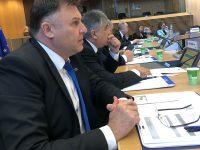 Областният управител Мирослав Петров се завърна от визитата си в Брюксел