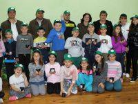 """Ученици станаха лесовъди на парк """"Персина"""" за един ден"""