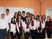 Прокурор Диана Маркова бе лектор в открит урок на ПГРТО – Плевен