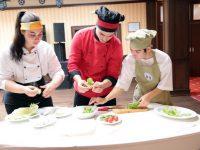 Атрактивна кулинарна демонстрация се проведе в Плевен /снимки/
