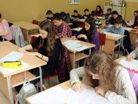 """Над 300 млади математици показаха знания във великденското състезание на СУ """"Иван Вазов"""" – Плевен"""