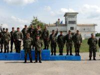 Плевенските военни с призово класиране в турнир за най-добър снайперистки тим