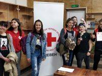 В Плевен се проведе областно състезание на ученическите екипи по първа помощ