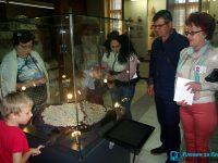 Съкровището от Затвора прикова погледите на гостите на Нощта в музея в Плевен (галерия)