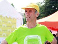 83-годишният бай Христо – талисманът на маратона в Плевен, и тази година се включва в събитието