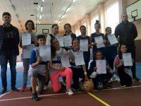 Баскетболен фестивал събра деца навръх Празника на Плевен