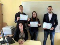 Нови успехи за франкофоните от Езиковата гимназия в Плевен