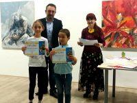 Децата на Плевен с подарък – 210 награди от конкурси за своя роден град!