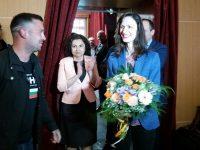 Мария Габриел в Плевен: Висока активност на изборите на 26 май ще означава силен глас на България в Европа