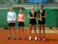 Два нови трофея за Роси Денчева в Сърбия