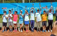 """89 деца участваха в турнир от веригата """"Kinder+ Sport"""" в Плевен"""