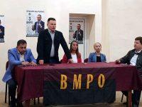 ВМРО – БНД проведе предизборно събрание в Кнежа