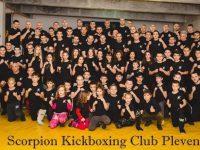 """Спортен клуб по бойни изкуства """"Скорпион"""" с открит урок днес в Панорама мол Плевен"""