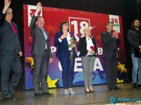 Корнелия Нинова в Плевен: Властта се крепи на разделението и страха