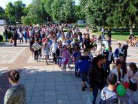 Празнично шествие премина през Гулянци за 24 май