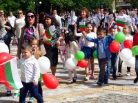 Внушителен празник на словото и духа български се проведе в Левски по повод 24 май (снимки)