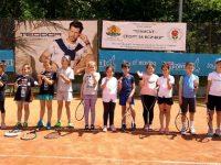 В Плевен се проведе регионално отборно първенство по тенис за деца до 8 и 10 години