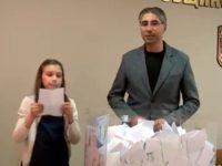 За трета поредна година в Кнежа дадоха награди с томбола на съвестни данъкоплатци