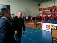 Мартин Митев даде старт на Държавния личен шампионат по бокс за юноши в Плевен
