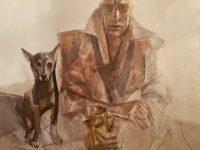 Юбилейна изложба на Стилиян Атанасов откриват днес в Артцентър Плевен