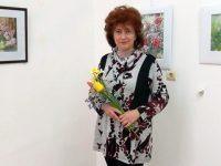 Изложба на Олга Въткова ще бъде открита утре в Къща на художниците – Плевен