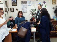 Гости от посолството на Великобритания и УНИЦЕФ посрещнаха в ЦСРИДУ-Плевен