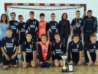 """Хандбален клуб """"Левски"""" е носител на купата на зона """"Мизия"""" при юноши до 14 години"""