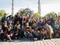 """Младежи се обучаваха в """"приключенско образование"""" в проект по програма Еразъм+"""
