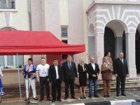 Министър Каракачанов присъства на откриване на паметна плоча на Екзарх Йосиф I в село Бреница