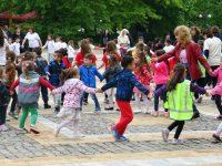 Весел спортен празник се проведе днес в Левски /снимки/