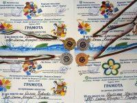 """Малките таланти на арт школа """"Колорит"""" – Плевен с отличия от конкурса """"Водата и Земята"""""""