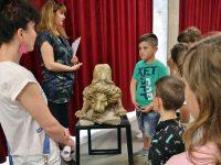С изложба на скулптора Ренато Добрев продължават Крайдунавските празници на културата – Никопол 2019