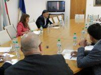 Областният управител проведе работна среща за организацията на европейските избори