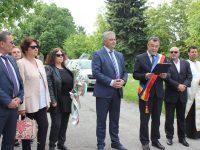 Румънци почетоха паметта на героичните си воини в Плевен и Гривица
