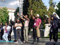 С празнично дефиле в Плевен започна Националният студентски фестивал на медицинските университети /снимки/