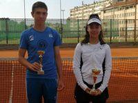 Призови места за плевенски тенисисти на регионален турнир в Габрово