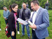 Със спортен турнир ученици в Плевен отбелязаха Деня на Европа