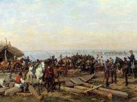142 години от операцията по форсирането на река Дунав от Руската армия