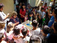 С игри, викторини, песни и вкусна торта празнуваха Първи юни в село Глава