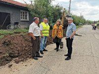 В Каменец започна подмяна и реконструкция на ВиК-мрежата на стойност 100 000 лева