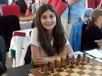 Нора Рашева девета на Европейското индивидуално училищно първенство по класически шах в Румъния