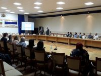 Щатски федерален прокурор направи в Плевен презентация за разследването на престъпни организации